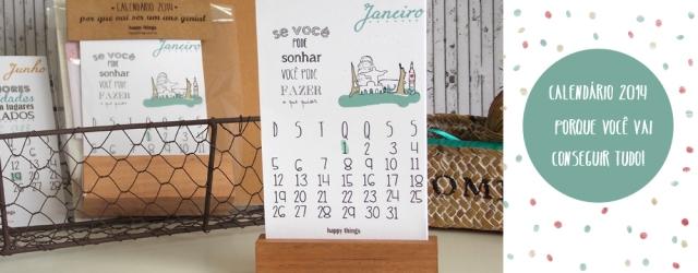 landing calendário