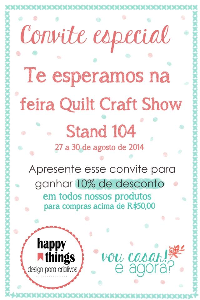 Convite Quilt